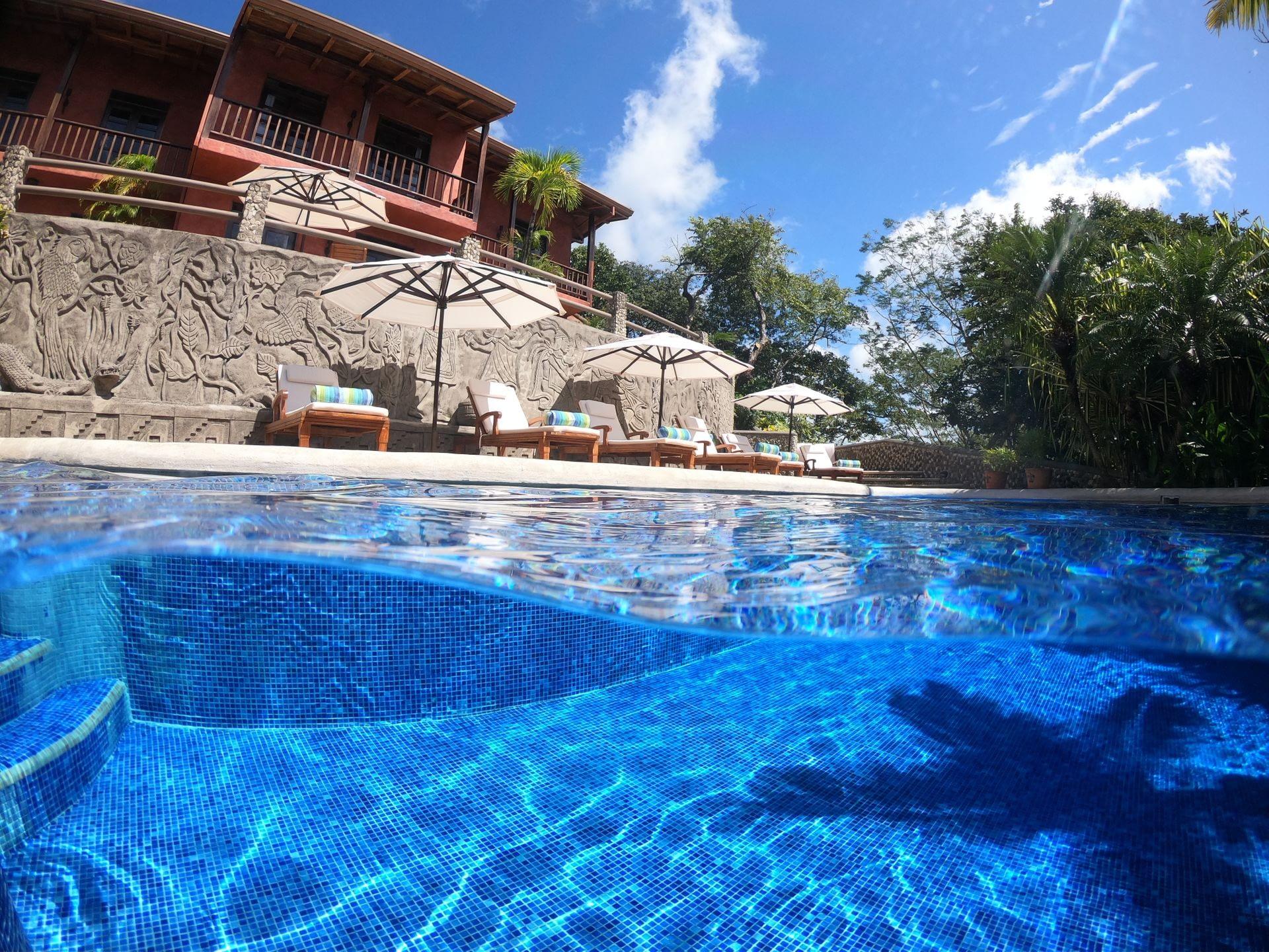 Hacienda Barrigona Casa Guanacaste Pool