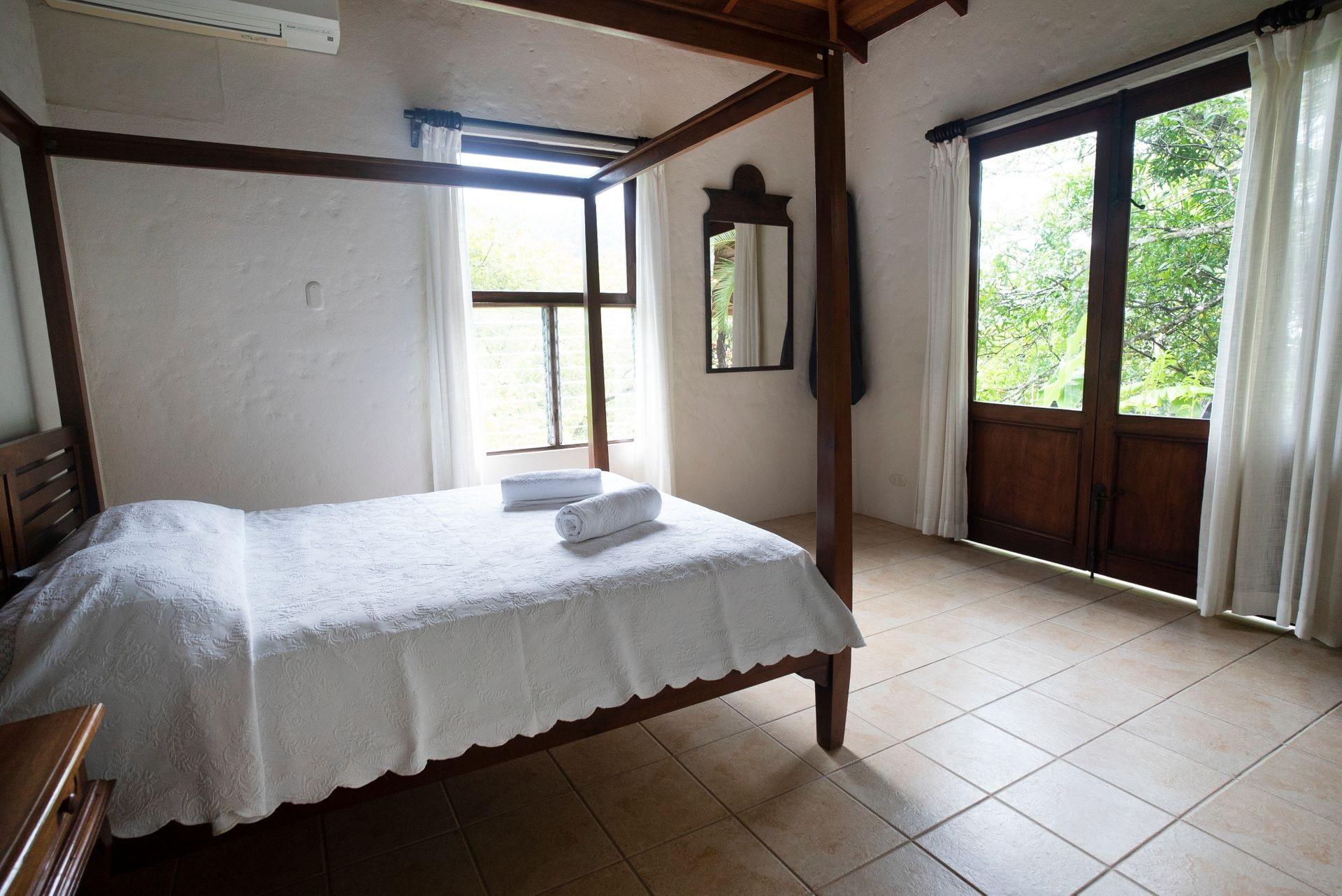 Casa Dorada Bedroom Hacienda Barrigona