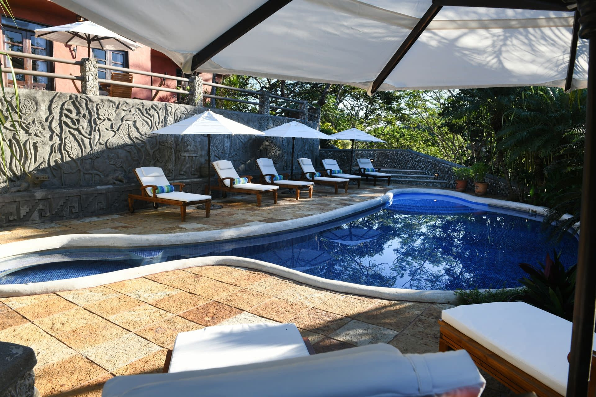 Hacienda Barrigona Guanacaste Pool