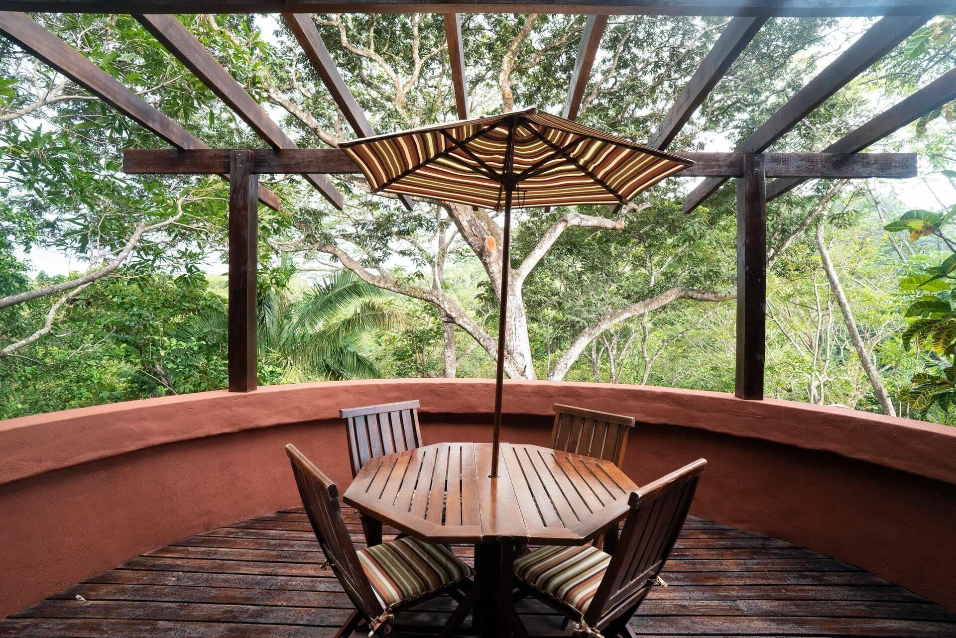 Casa Barrigona View Costa Rica Jungle
