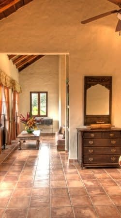 Hacienda Barrigona Master Bedroom