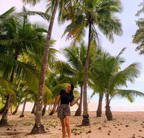 Playa Barrigona Costa rica
