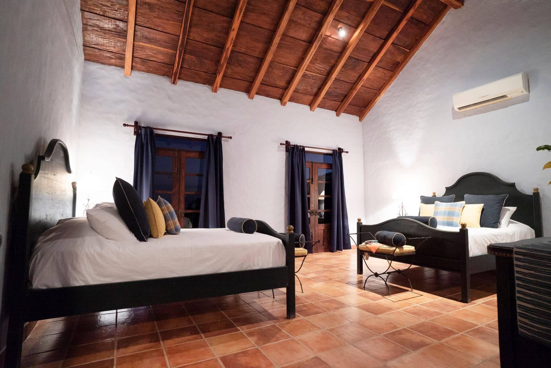 Barrigona Guanacaste Bedroom