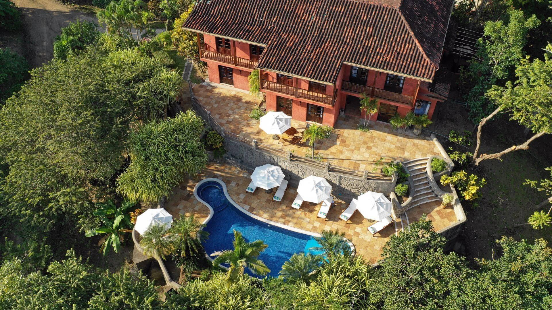 Hacienda Barrigona Casa Barrigona Pool