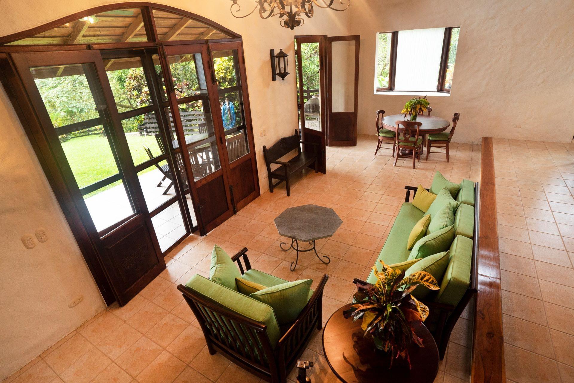 Barrigona Villa Dorada Room