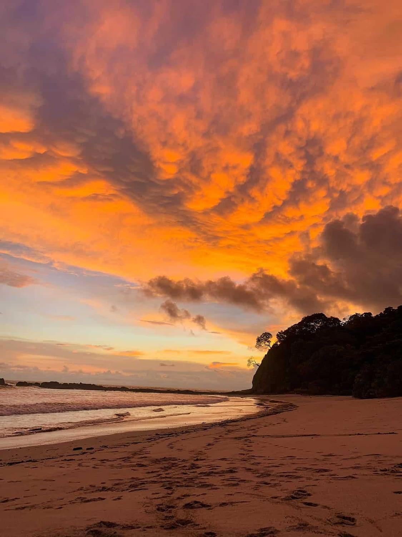 Sunset At Barrigona