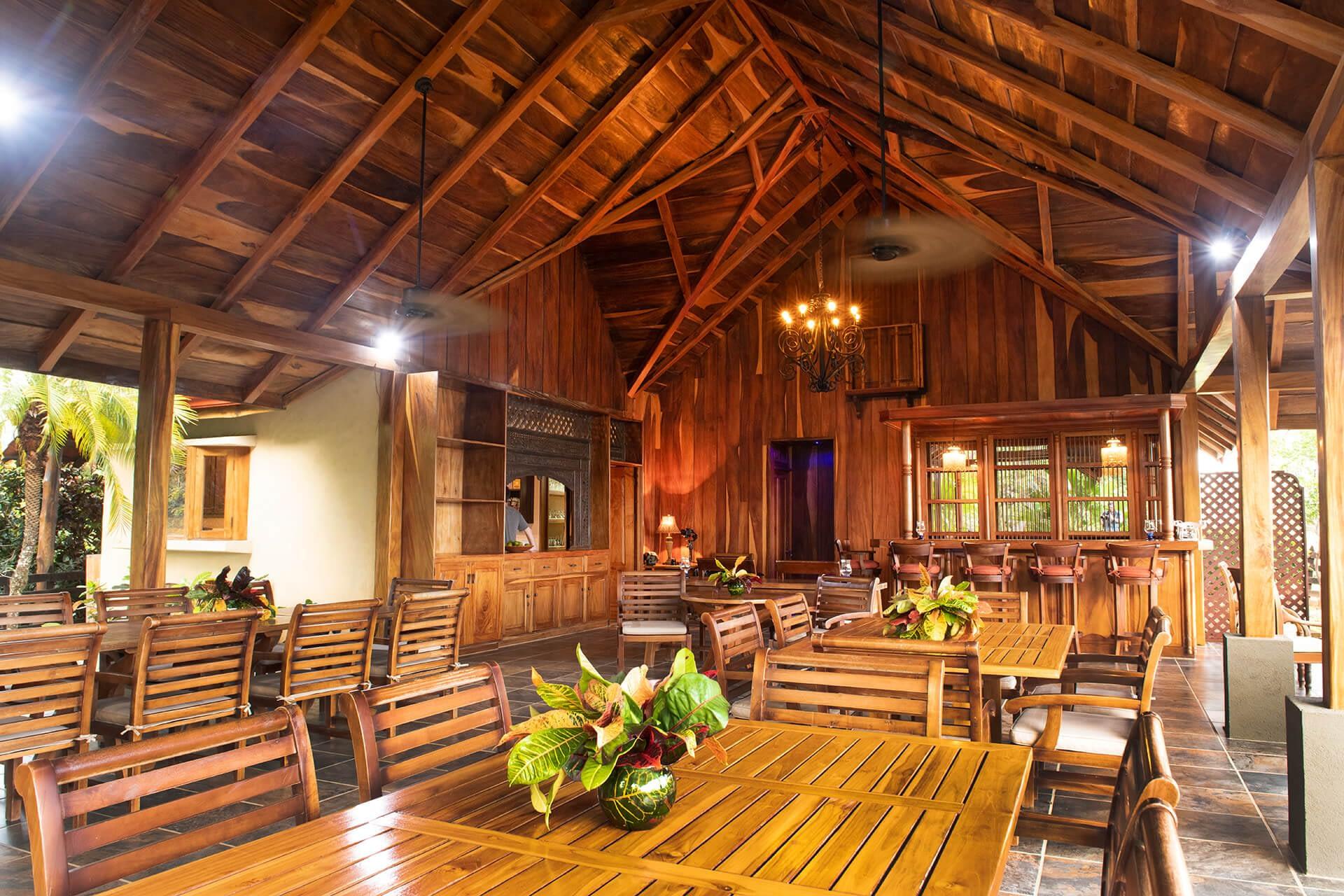 Barrigona Dining Area