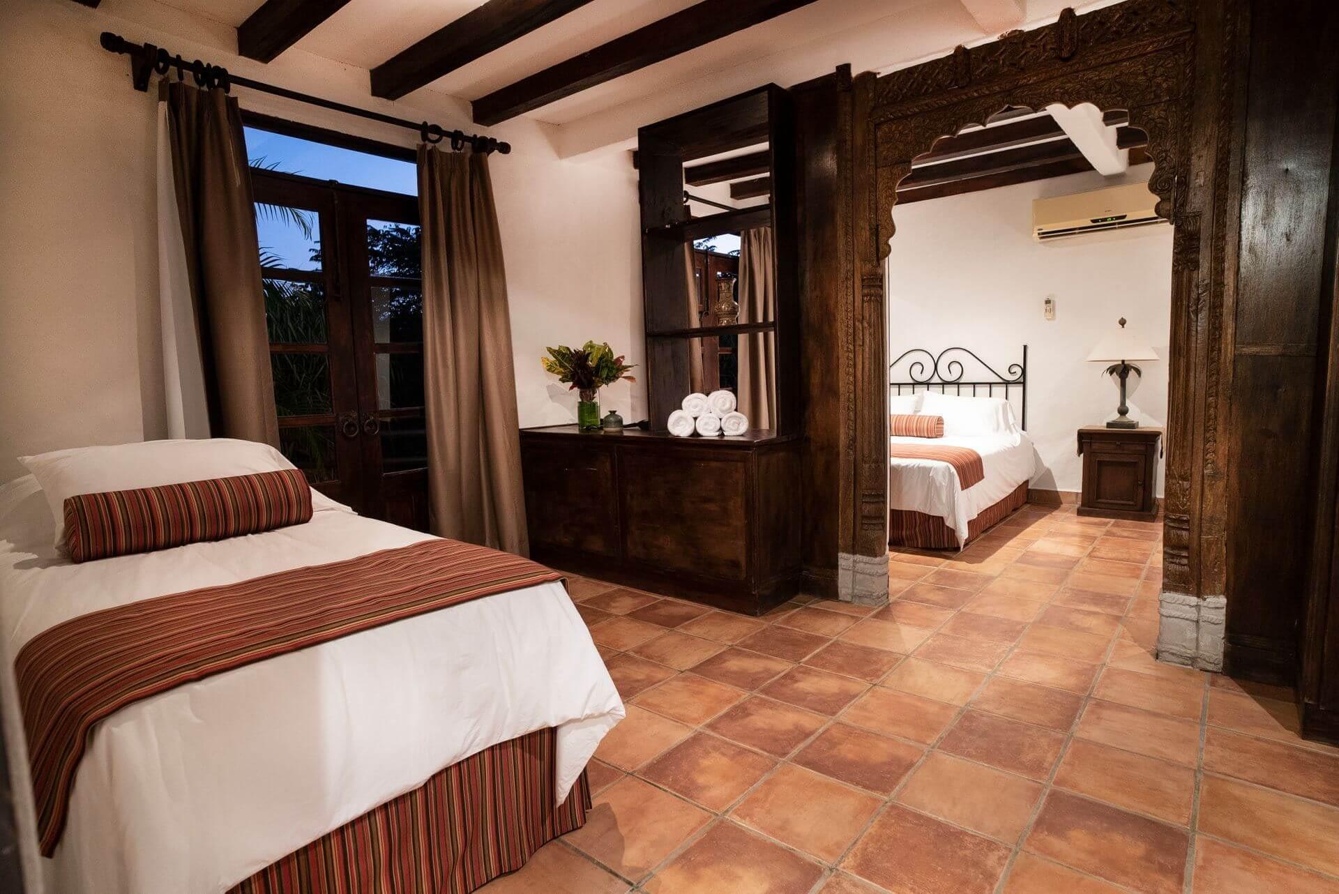Hacienda Barrigona Villa Guanacaste Bedroom