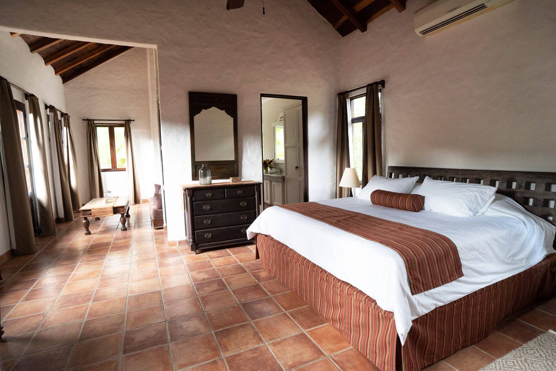 Casa Barrigona Bedroom