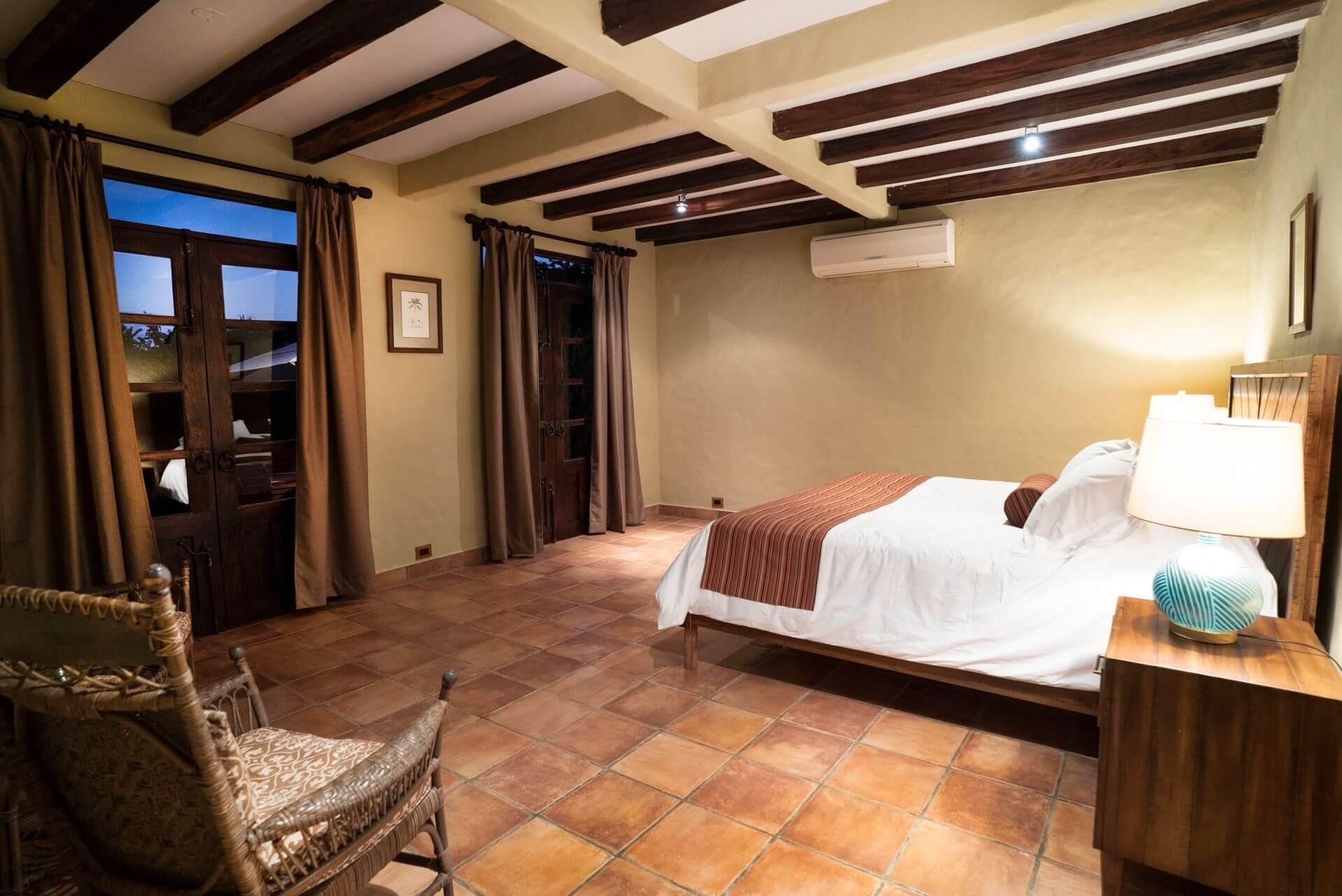 Casa Barrigona Bedroom Peacefulness