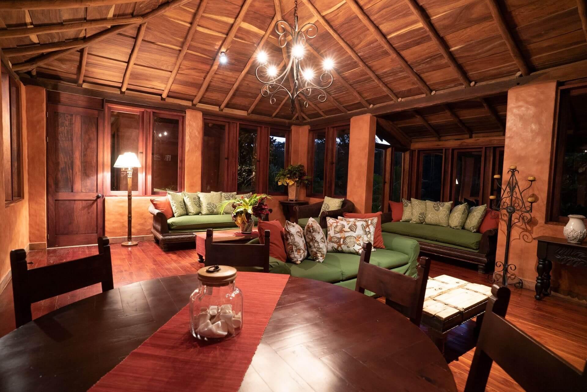 Hacienda Barrigona Villa Guanacaste Interior